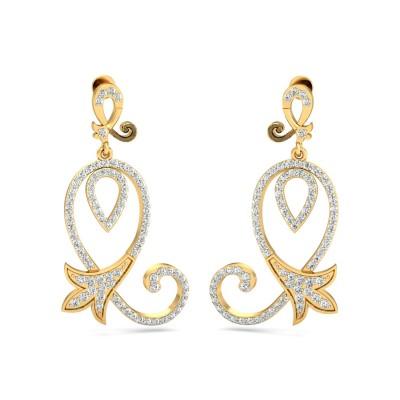 Jaimin Diamond Earring