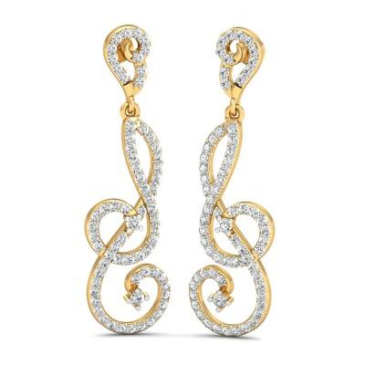 Sierra Diamond Earring