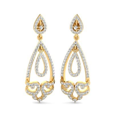 Germen Diamond Earring