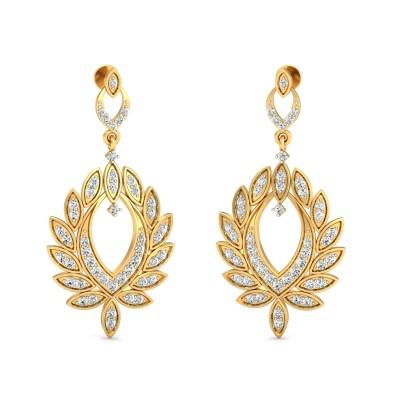 Hungarian Diamond Earring