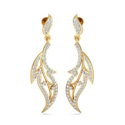 Turkish Diamond Earring