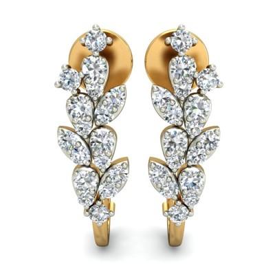 Diamond Multishape Bali Earring