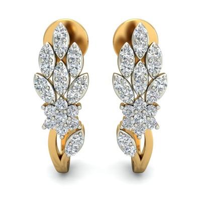 Diamond Nakshatra Bali Earring