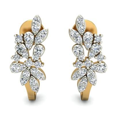 Diamond Mix Bali Earring
