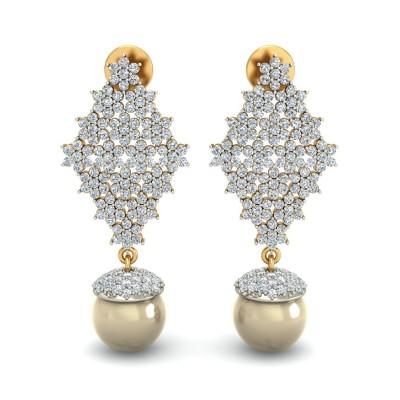 Garbo Diamond Earring