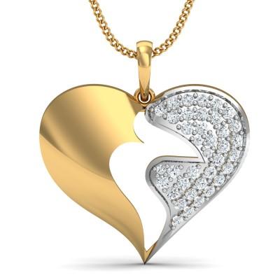 Aradhya Diamond Pendant