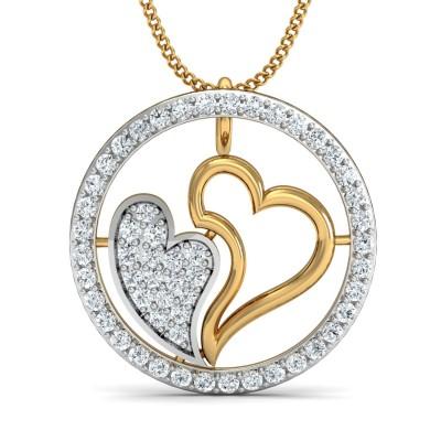 Achla Diamond Pendant