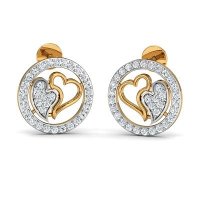 Achla Diamond Earring