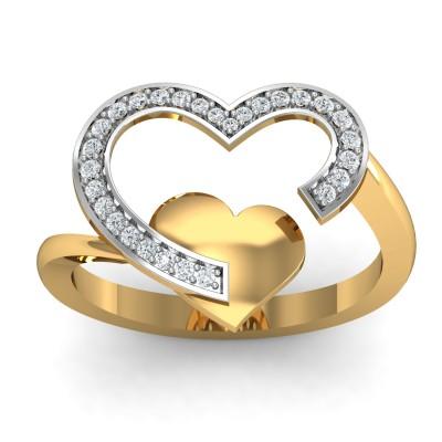 Megha Diamond Ring