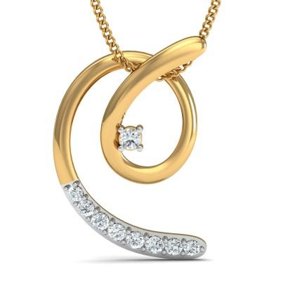 Surya Diamond Pendant