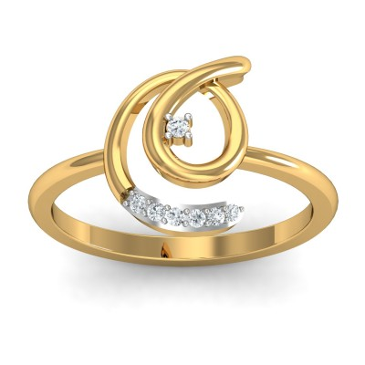 Surya Diamond Ring