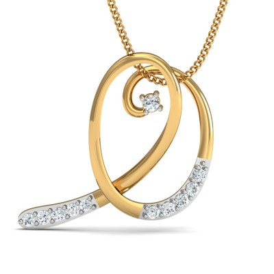 Albela Diamond Pendant