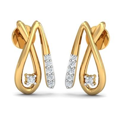 Milan Diamond Earring