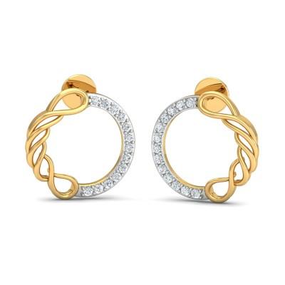 Avni Diamond Earring