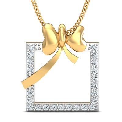 Pari Diamond Pendant