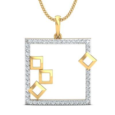 Aarushi Diamond Pendant