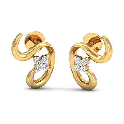 Adira Diamond Earring