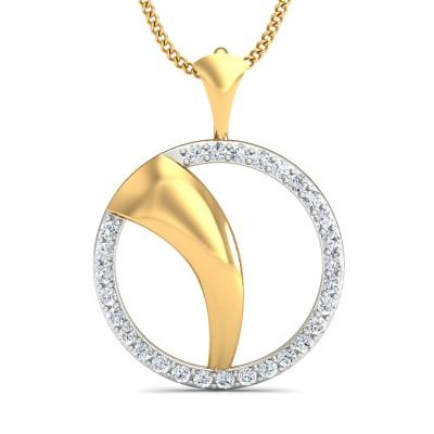 Aastha Diamond Pendant