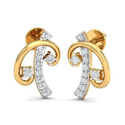 Aina Diamond Earring