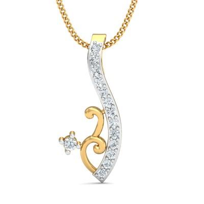 Amara  Diamond Pendant