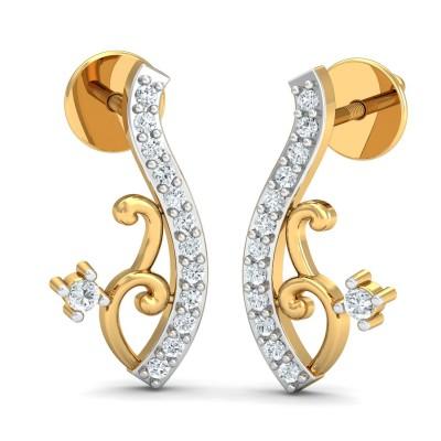 Amara  Diamond Earring