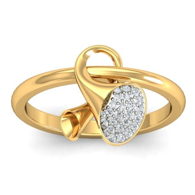 Anokhi Diamond Ring