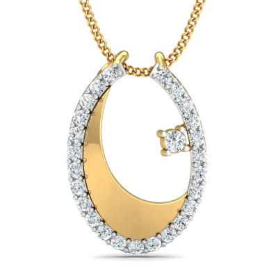 Akalka Diamond Pendant