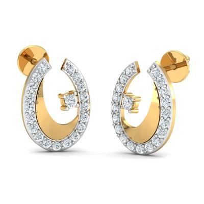 Akalka Diamond Earring