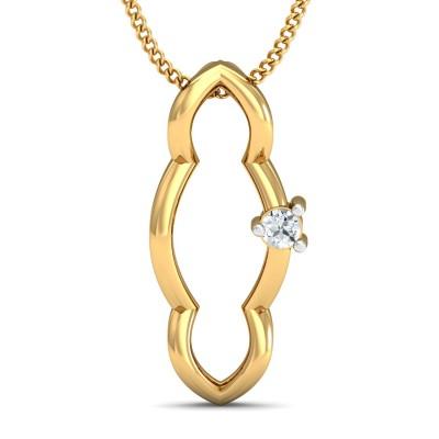 Sanvi Diamond Pendant