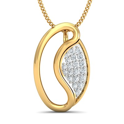 Aamya Diamond Pendant