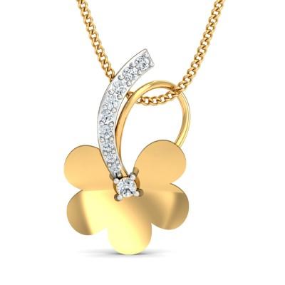 Myra Diamond Pendant