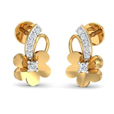 Myra Diamond Earring