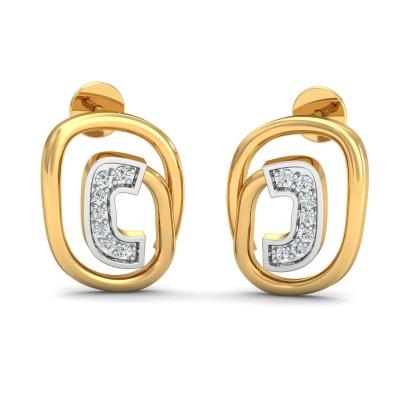 Sanaya Diamond Earring