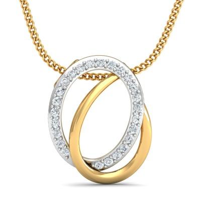 Akshara Diamond Pendant