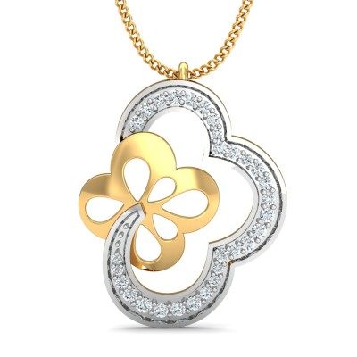 Kavya Diamond Pendant