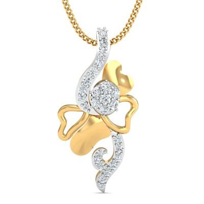 Meher Diamond Pendant