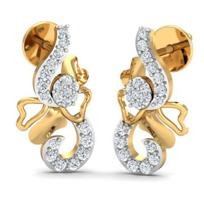 Meher Diamond Earring