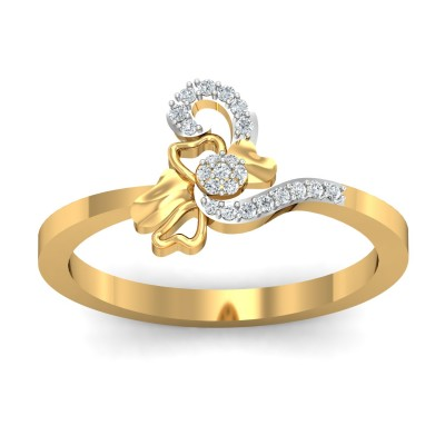 Meher Diamond Ring