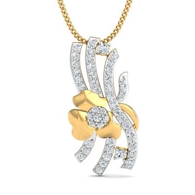 Samaira Diamond Pendant