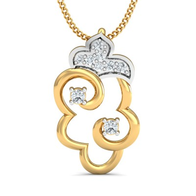 Abha Diamond Pendant
