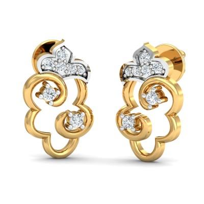 Abha Diamond Earring