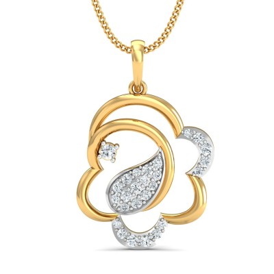 Abhilasha Diamond Pendant