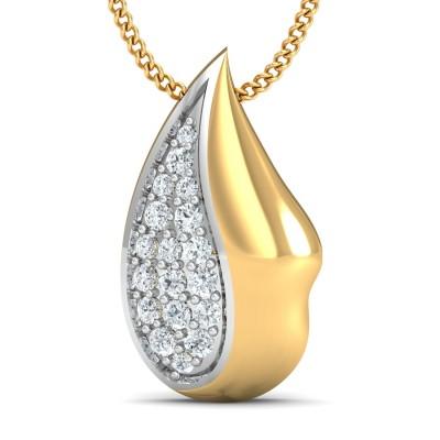 Prisha Diamond Pendant