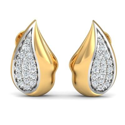 Prisha Diamond Earring