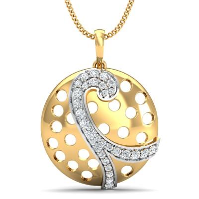 Bhavya Diamond Pendant