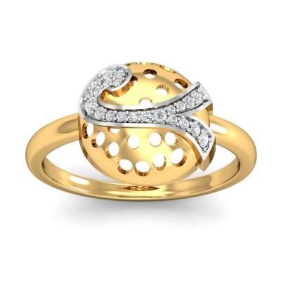 Bhavya Diamond Ring