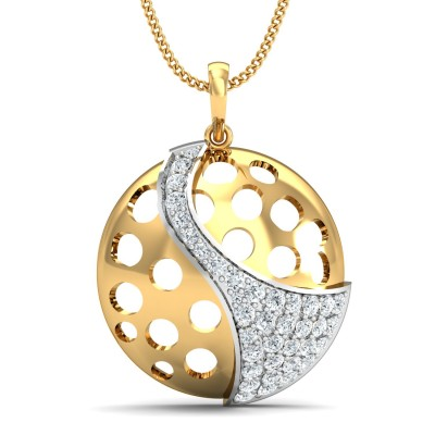Bhavika Diamond Pendant