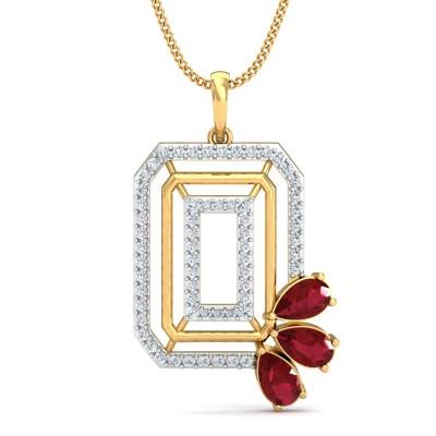 ILaria Diamond Pendant