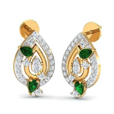 Carlotta Diamond Earring