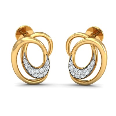 Dhani Diamond Earring